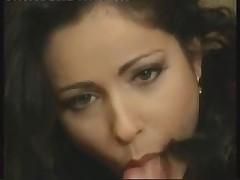 Hot orgy in a russian sauna