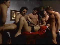 Tabatha Cash Gangbang- French 90s
