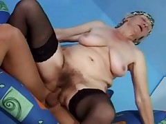 Choice Cock for Granny Norma