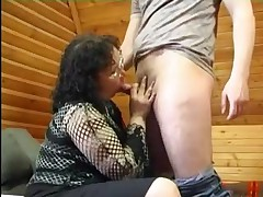 Granny Anal and the House-servant